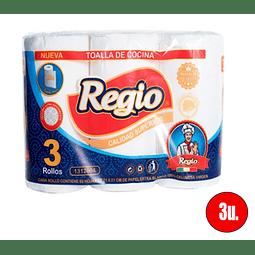 Toalla de cocina Regio (3 unidades) - OFERTA!!