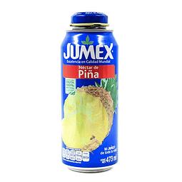 Néctar Jumex 473cc Piña (12 Unidades)