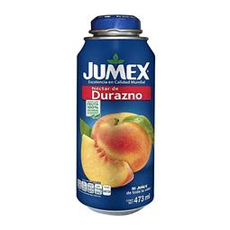 Néctar Jumex 473cc Durazno (12 Unidades)