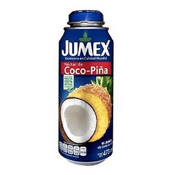 Néctar Jumex 473cc Piña-Coco (12 Unidades)