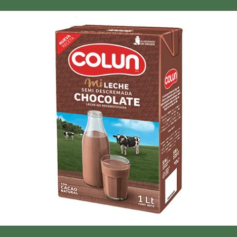 Leche Colun Chocolate 1 Lt , 1 unidad ( precio oferta )