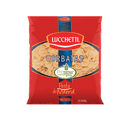 Pasta Luchetti Corbatas  ( 3 unidades )