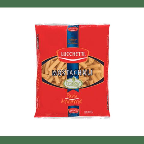 Pasta Luchetti Mostacholi ( 3 unidades )