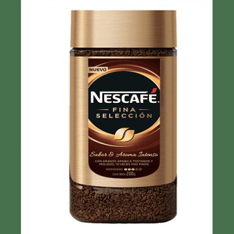 Nescafé Fina Selección 200gr
