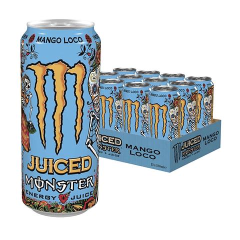 Monster Energy 473 Mango Loco (12 Unidades)