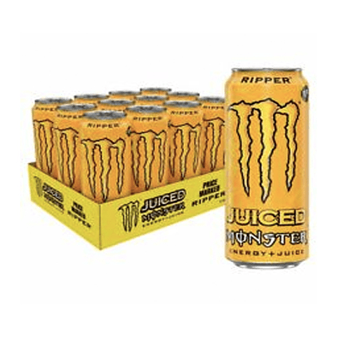 Energética Monster Energy Juice Ripper (12 Unidades)