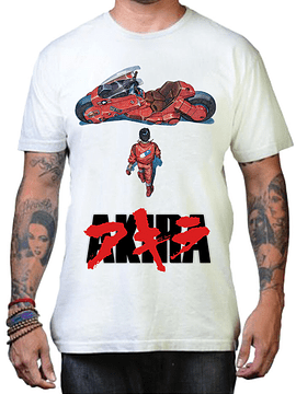 Akira - Classic Cover