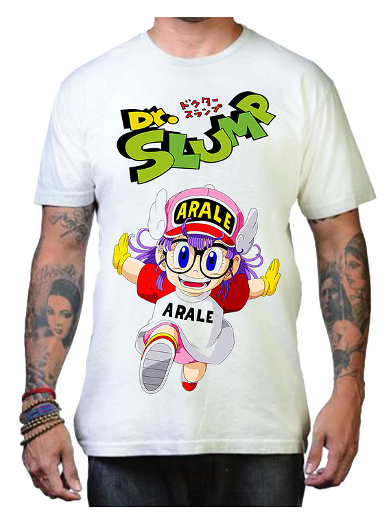 Doctor Slump Arale