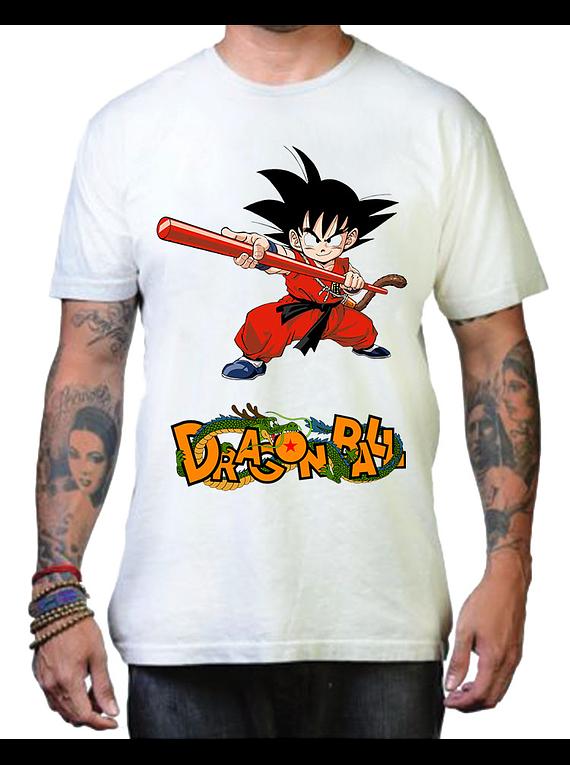Dragon Ball Goku Clásico