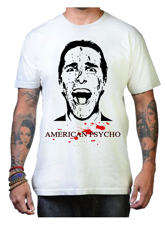 American Psycho Shout