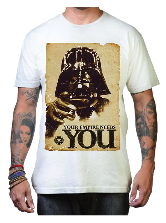 Star Wars We Want You
