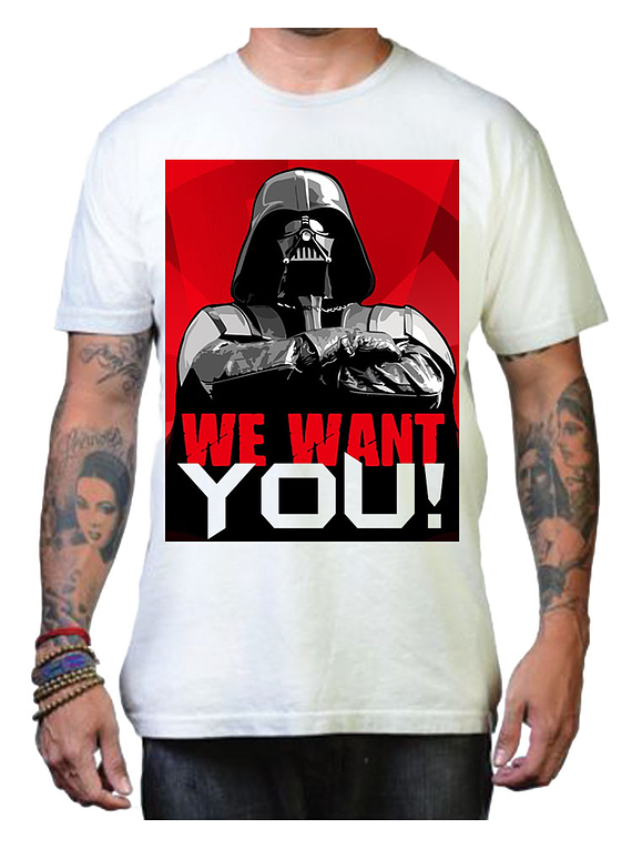 Star Wars We Want You!