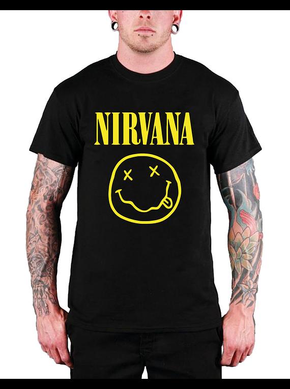 Nirvana Smiley Face
