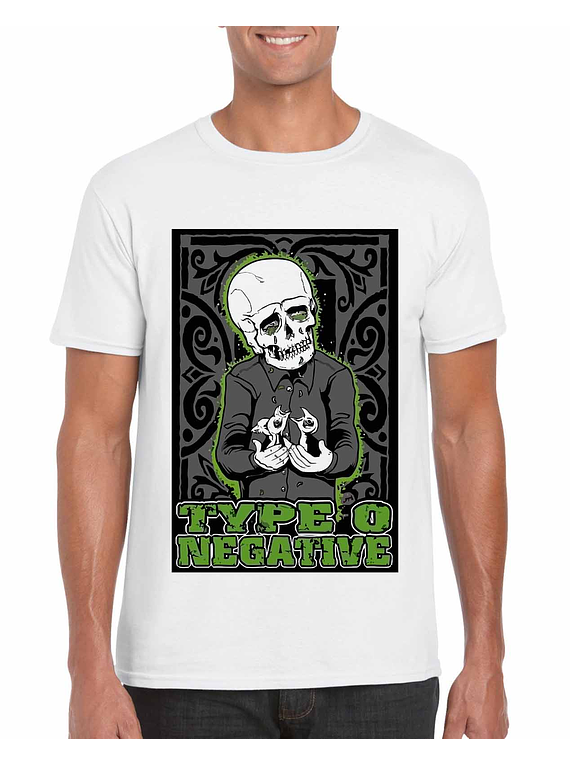 Type O Negative - Skull
