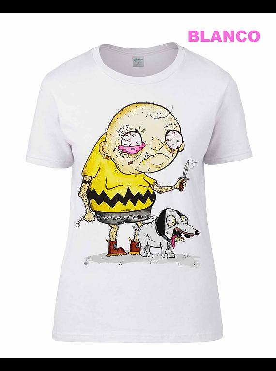 Snoopy - Grumpy Brown