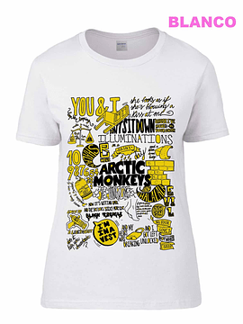 Arctic Monkeys - Words