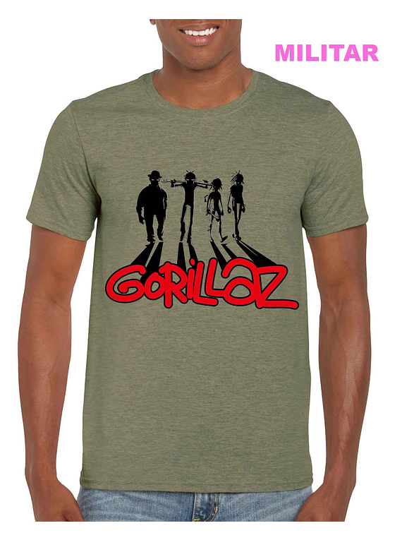 Gorillaz - Shadows