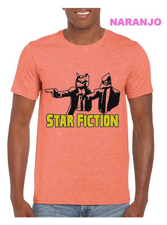Starfox - Star Fiction