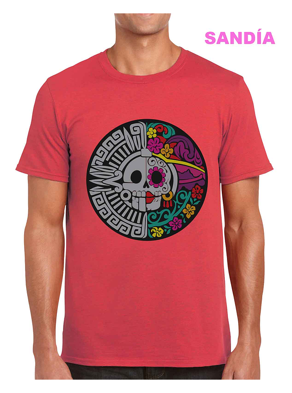 Catrina Azteca