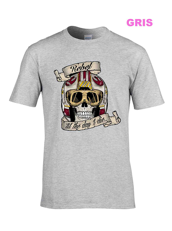 Star Wars - Rebel Skull