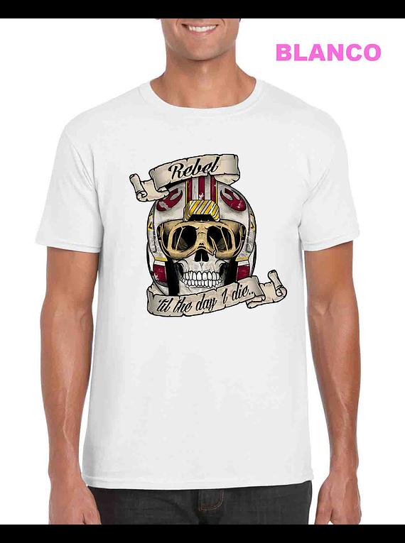Star Wars - Rebel Skull