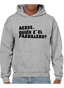 Aerss Quién e' el Parrillero?