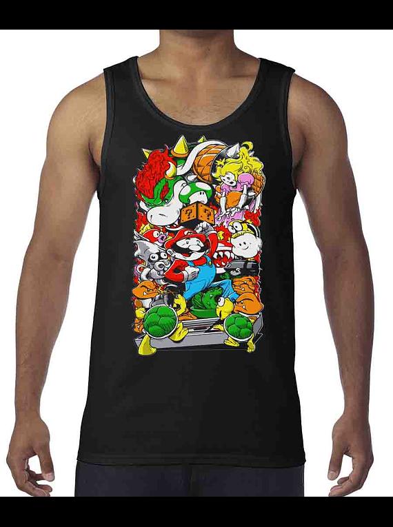 Mario Collage