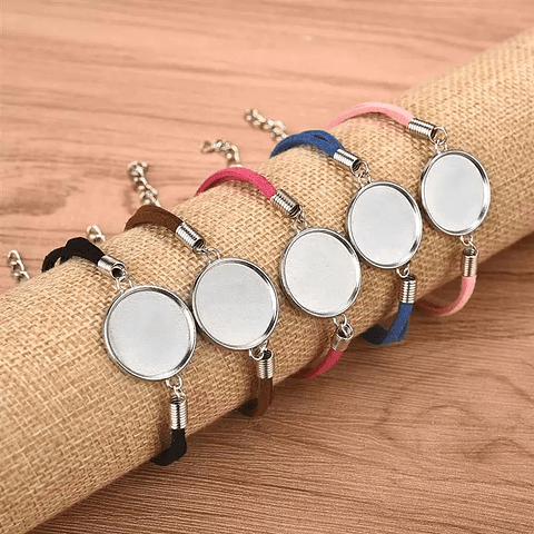 5 base pulsera 25mm
