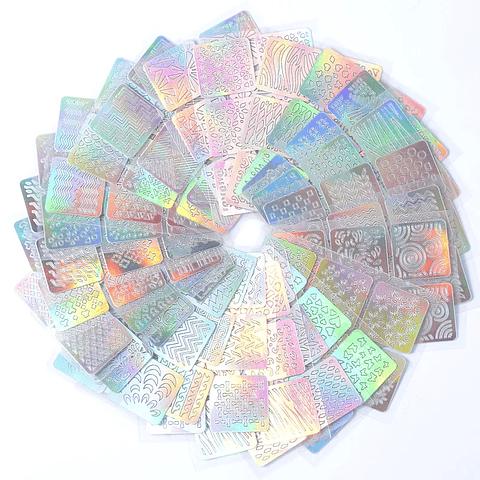 Set 6 hologramas