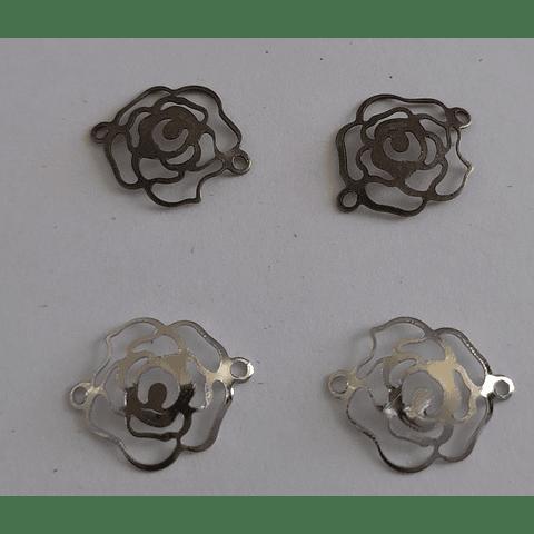 Set 4 flor pulsera