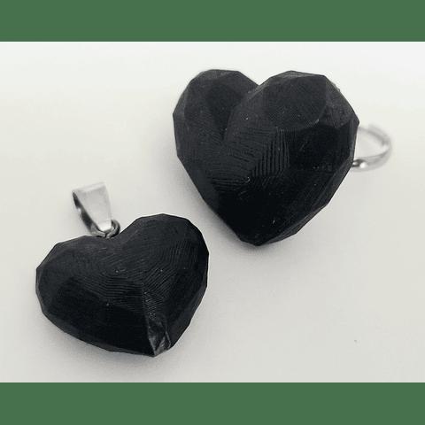 Conjunto bombón negro