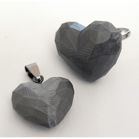 Conjunto bombom gris