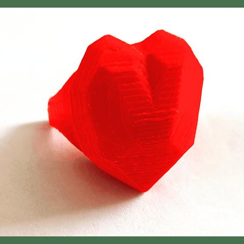 Corazón 3dpla 18mm