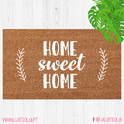 Tapete Home Sweet Home