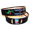 Cinturón Bordado Folclórico