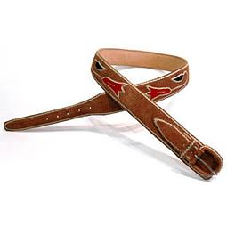 Cinturón Descarne Tipo Carpincho Con Aplicación