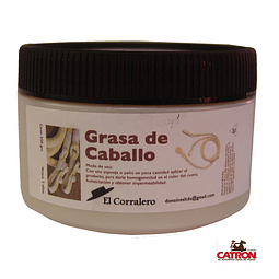 Grasa De Caballo 250 Grs