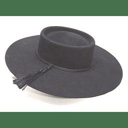 Sombrero Canadian 10 X Negro