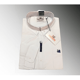 Camisa Blanca. Catrón