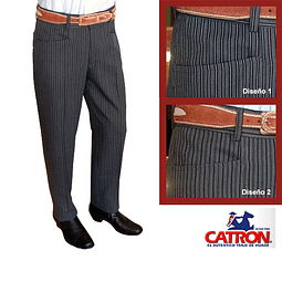 Pantalón Casimir Tradicional T 44/54