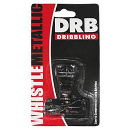 Silbato DRB Metalico Con Cordón