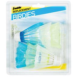 Plumillas de Badminton Franklin