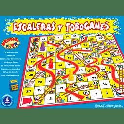 Escaleras Y Toboganes