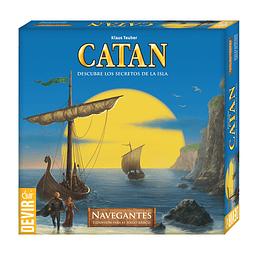 Expansión Navegantes de Catan