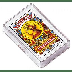 Naipe Español N 27 Fournier Caja Plástica
