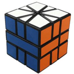 Cubo Shengshou Square-1 Magic Black
