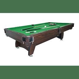 Mesa de pool MDF 210 X 120 X 81 cm