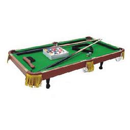 Mesa mini Pool sin patas.