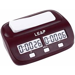 Reloj digital para Ajedrez Leap