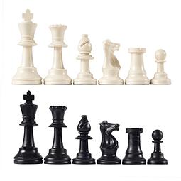 Set piezas de Ajedrez, Rey 95mm